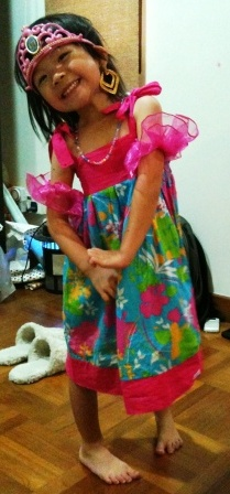 Dress up games for kids. Linn, my gallang goonie girl