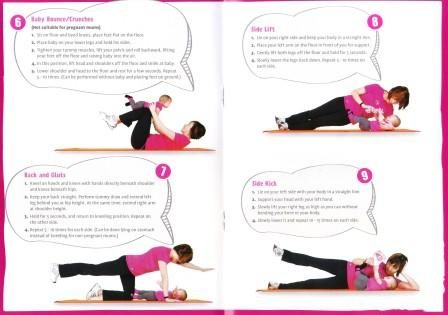 Resistance Exercise with Baby