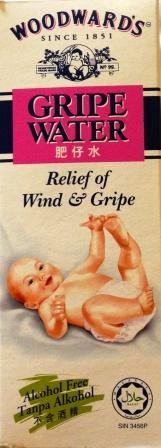 Woodward's Gripe Water for babie