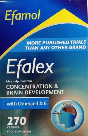 Omega Fatty Acids Supplement with DHA Omega 3 and Gamma Linolenic Aci