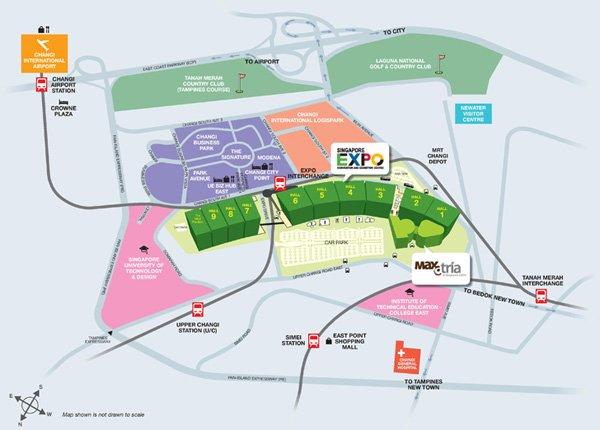 Singapore Expo Ma